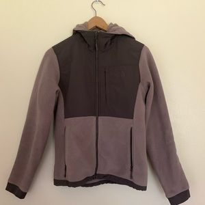The North Face | Hooded Denali Jacket | XS